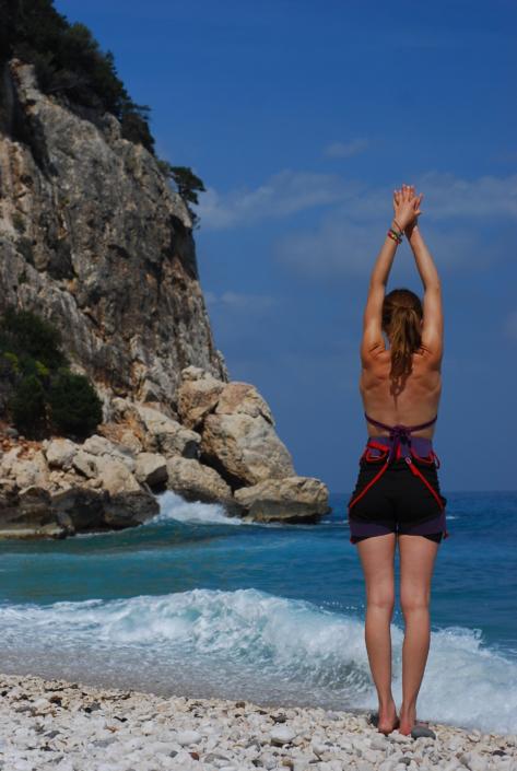 Wspinanie na Sardyni